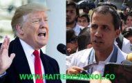 De qué forma el plan de Donald Trump en Venezuela