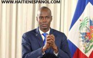 Gracias Presidente Jovenel Moise