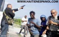 Herido de Bala Incluido el Periodista Dieu Nalio Chéry Durante un Tiroteo al Margen de la Sesión del Senado