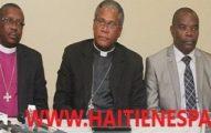 Ante el Rechazo de la Oposición al Diálogo con Jovenel Moises Religiones Por la Paz se Retiran