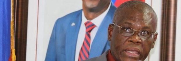 El gobierno se reúne con los donantes y espera desembolsar fondos dice el ministro de Finanzas Jouthe Joseph