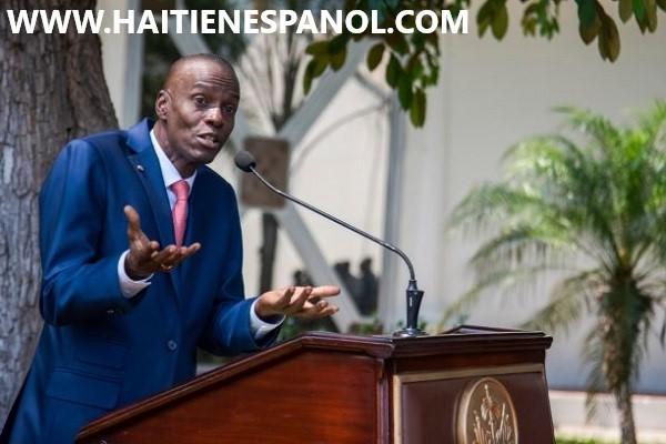 Jovenel Moïse no tiene intención de renunciar responsabiliza al sistema de la situación del país