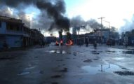 Les Cayes al borde de una crisis humanitaria