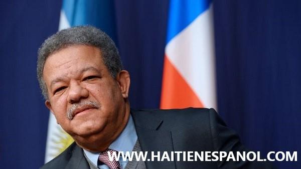 Para Leonel Fernández, Haití es un estado fallido que se ha derrumbado económica, política y socialmente