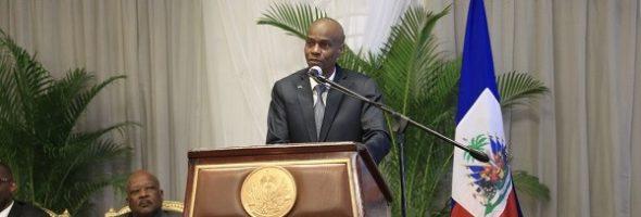 Jovenel Moïse Lanza el Programa de Financiación Para las 49 Cooperativas Agrícolas de Artibonite