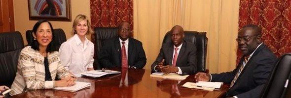 La embajadora Kelly Craft pide una solución inclusiva en beneficio del pueblo haitiano