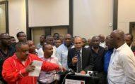 Moïse se reúne este lunes con representantes del Acuerdo de Marriott y el Acuerdo de Kinam