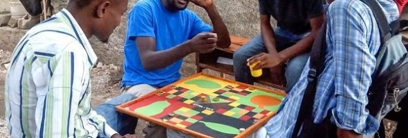 En la Era Digital Una Caravana Busca Revivir Los Juegos Tradicionales
