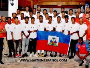Los haitianos sub-17 se van a la Copa del Mundo