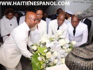 Jovenel Moïse obligado a conmemorar los 213 años del asesinato de Dessalines solo en MUPANAH