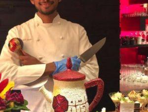 Chef Jean Sambour, Maestro de las Estufas Taipei Shangri-la
