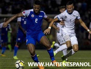 D-1 Día Para Haití en la Copa de Oro